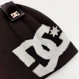 DC Winter Cap Black