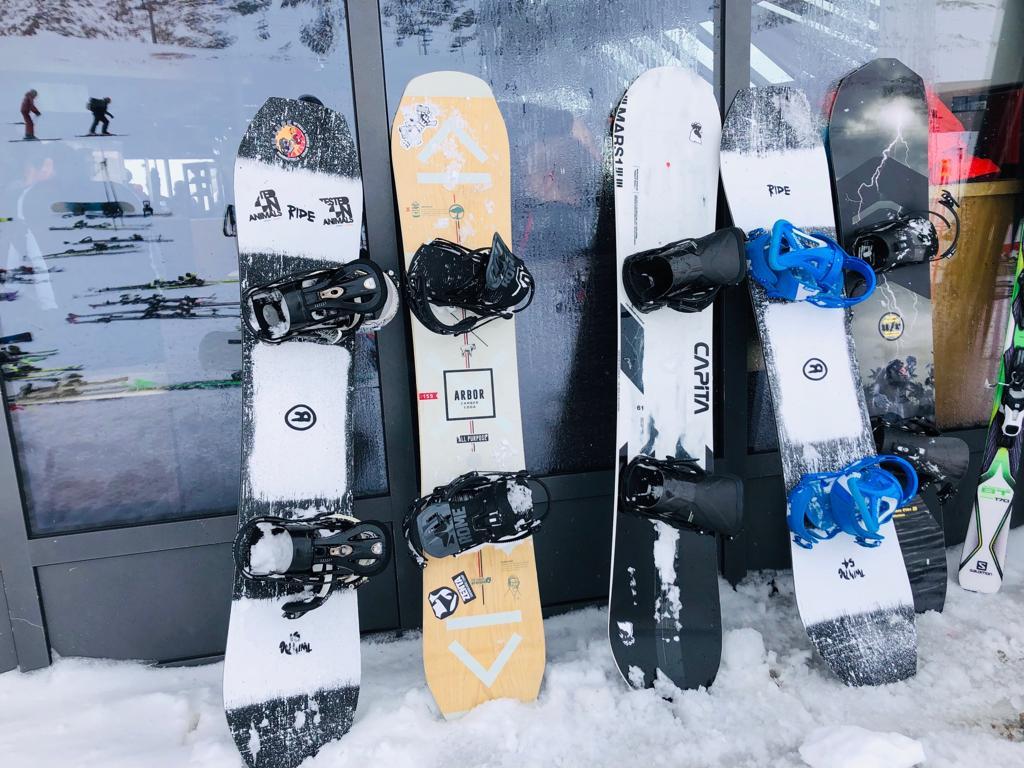 Test in alta quota: su sci e snowboard per aprire la stagione neve 19/20